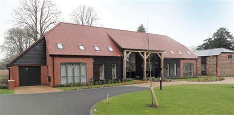 modern barn modern barn housing colony architects