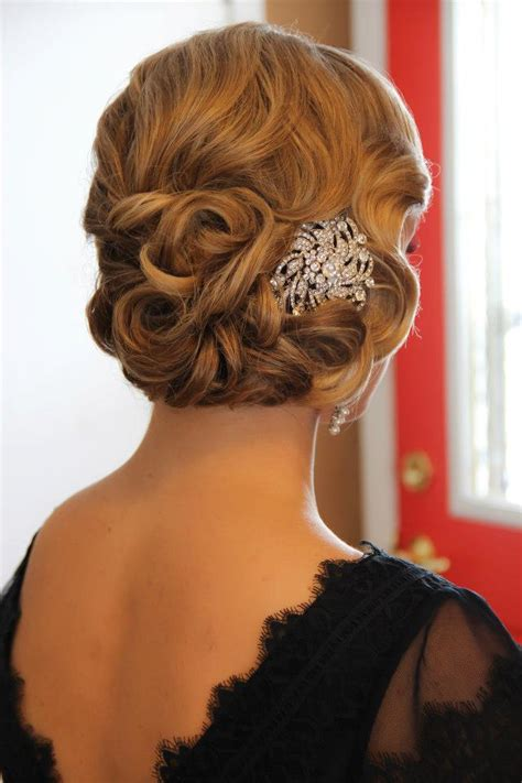 prom gair styles like batsby obsession great gatsby style onsite muse wedding hair