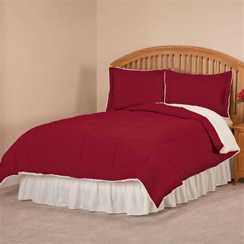 sherpa lined comforter sherpa lined alternative down comforter with shams miles