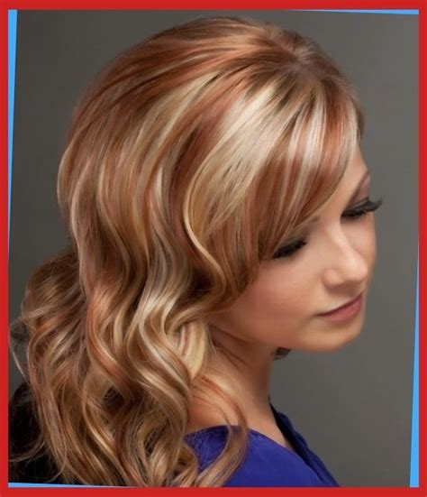 best hair highlight trends this year reddish blonde highlights with regard to desire right hs