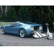 Old Concept Cars Bertone Birusa