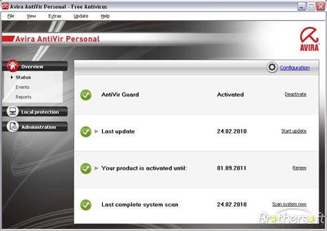 avira windows phone gratuit les 3 meilleurs antivirus gratuit pour windows 7 224 t 233 l 233 charger