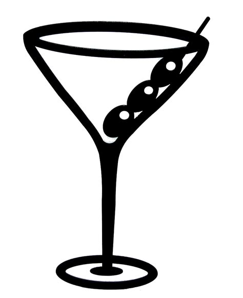 cocktail clipart black and white martini glass cocktail glass martini household kitchen