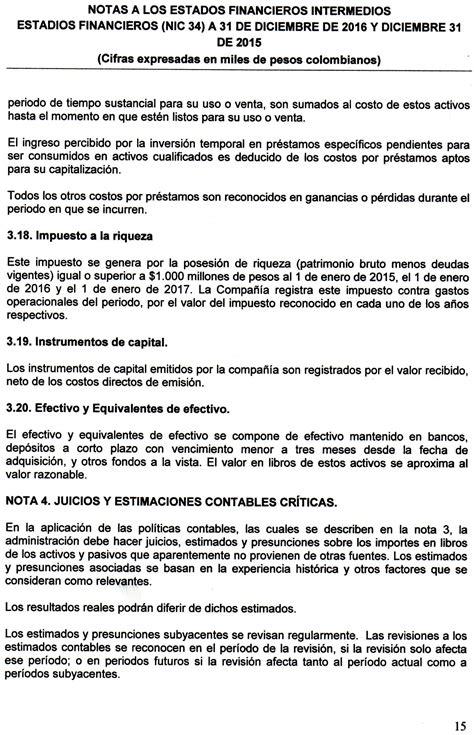vencimiento impuestos nacionales 2016 vencimiento impuesto de riqueza 2016 centro de