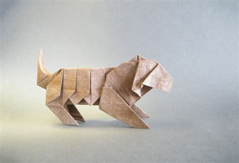 Tiger Origami - drawing origami tome 2 is out and it s of awesome