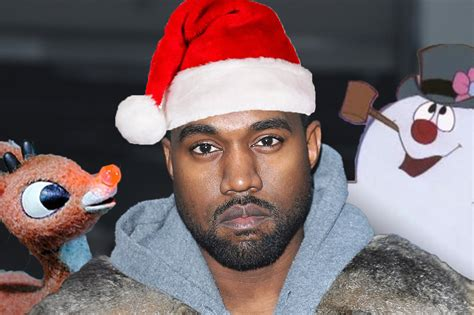 somebody re wrote kanye west s yeezus with christmas