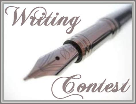 Writing Sweepstakes - do writing contests help your career books such literary management