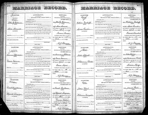 State Of Ohio Marriage Records Genealogy Data Page 81 Notes Pages