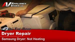 Clothes Not Drying In Dryer Samsung Dryer Diagnostic Repair Diagnostic Not Heating