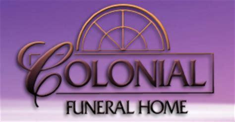 colonial funeral home 葬儀 墓地 2819 hylan blvd oakwood
