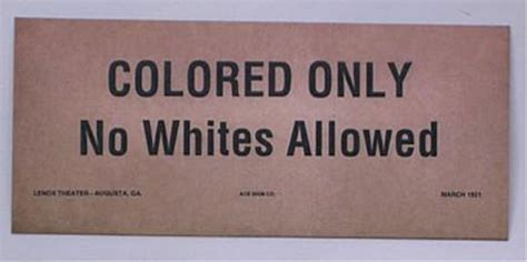 coloreds only there s a word for this knowledge is power