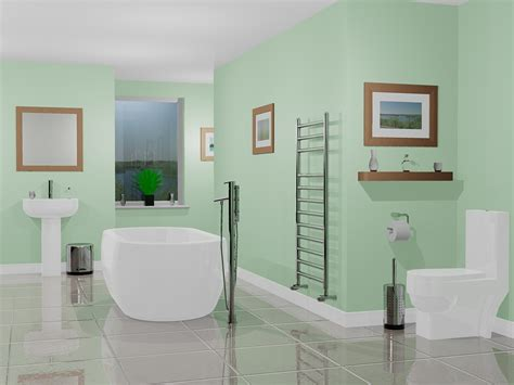 Bathroom Wall Paint Color Ideas by Green Bathroom Paint Colors In Bathroom Wall Paint Colors