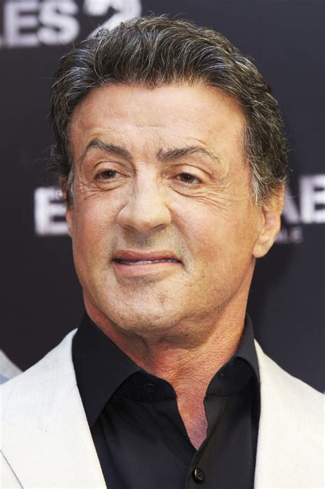 Sylvester Stallone Is In by Sylvester Stallone Picture 72 The Expendables 2 Photocall