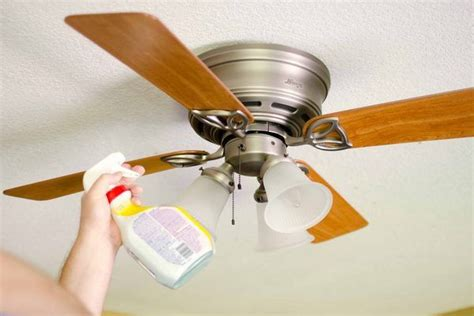 how to clean fan blades how to keep your ceiling fans dust free ceiling fan