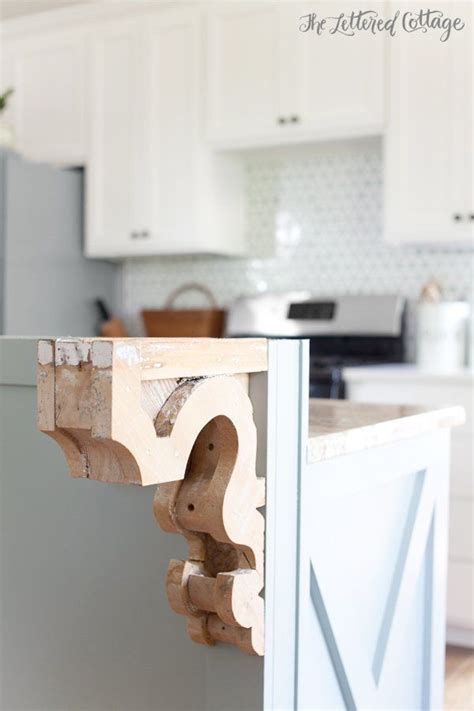 corbel on kitchen island home sweet home pinterest 17 best images about projects for our home on pinterest