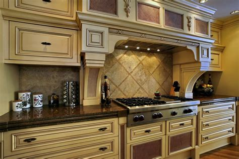 Painted Kitchens Cabinets Kitchen Cabinet Paint Colors Ideas 2016