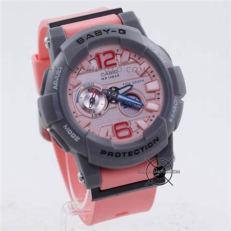 Jam Tangan Digitec Baby G Pink harga sarap jam tangan baby g bga 180 4b2 pink abu abu