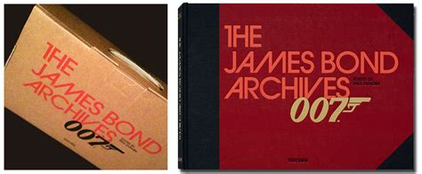 the james bond archives james bond 007 magazine taschen the james bond archives 007