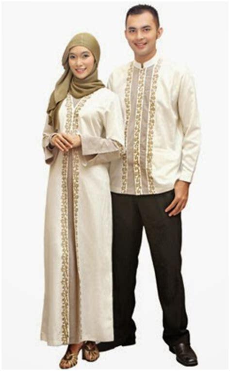 desain gaun couple 10 contoh model baju muslim couple terpopuler 2015