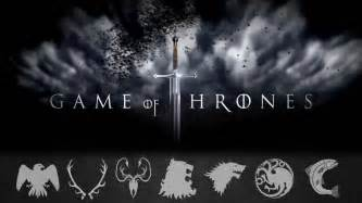 house of thrones game of thrones house symbols game of thrones picture
