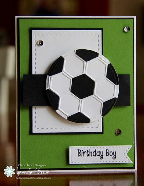 Handmade Football Cards - 25 best ideas about soccer cards on card