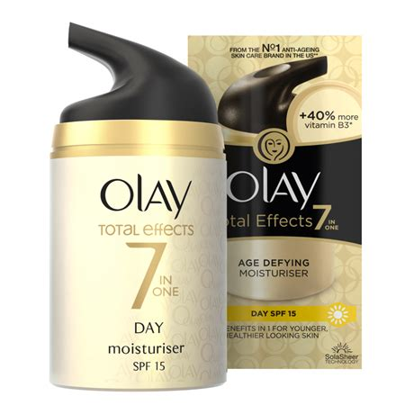 Olay Total Effect free olay total effects 50ml sles gratisfaction uk