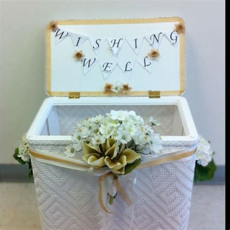 Bridal Shower Wishing Well Ideas wedding wishing well plans woodworking projects plans