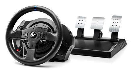 volante gran turismo thrustmaster volant t300rs gt edition licence officielle