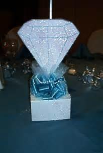 Classy Bachelorette Party Decorations 1000 Ideas About Diamond Decorations On Pinterest