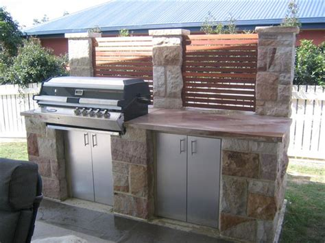 outdoor kitchen cabinets brisbane outdoor kitchens brisbane outdoor stone barbeques