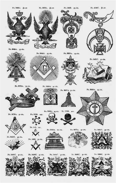 illuminati masonic symbols best 25 masonic symbols ideas on freemasonry