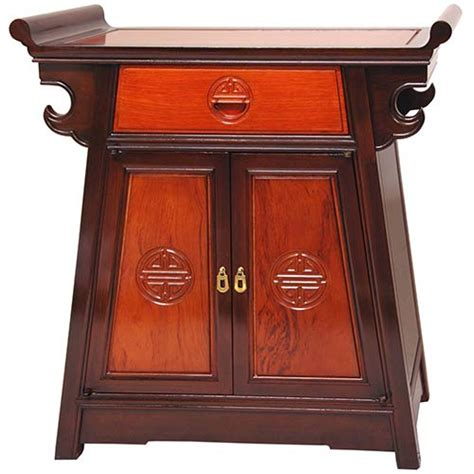 asian inspired furniture asian style furniture rosewood altar cabinet two tone