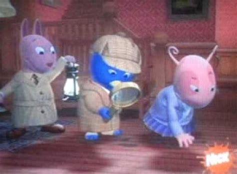 Backyardigans Whodunit Image A Clue Jpg The Backyardigans Wiki
