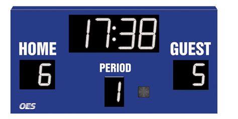 backyard scoreboards outdoor soccer scoreboard 4615 oes scoreboards