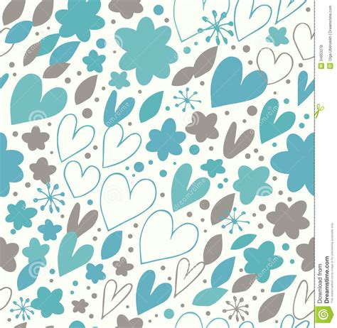 cute seamless pattern wallpaper abstract winter seamless pattern with many cute details