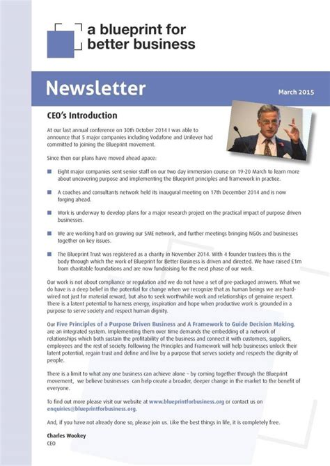 firm newsletter templates company newsletter template free sponsorship form