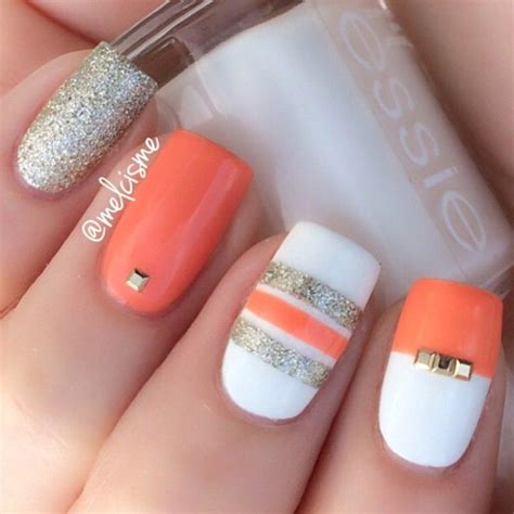 Nail Artwork Designs by 23 Sweet Nail Ideas Designs For 2018 Silver
