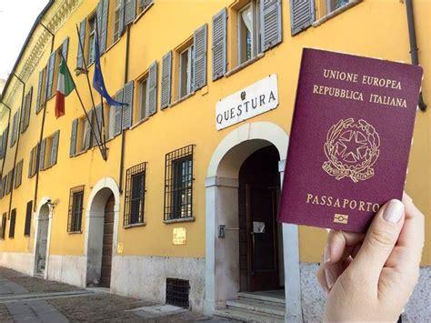questura di torino ufficio passaporti archivio