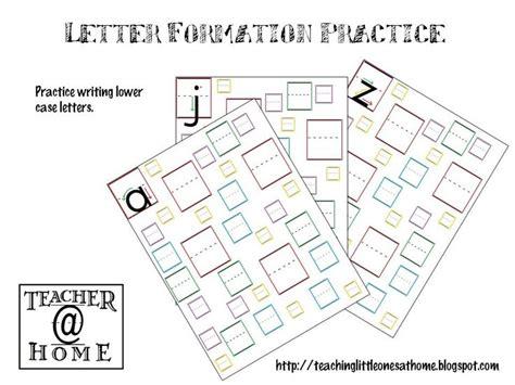 letter formation practice letter formation practice abc