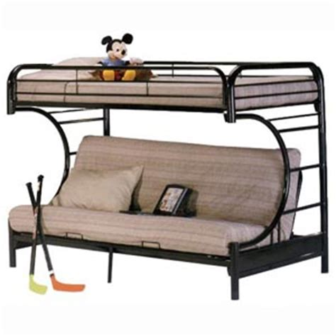 C Futon Bunk Bed by Bunk Beds C Shape Futon Bunk Bed 732 Abc