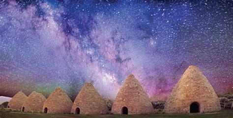 Oven Duduk menikmati malam bertabur bintang di ward charcoal ovens