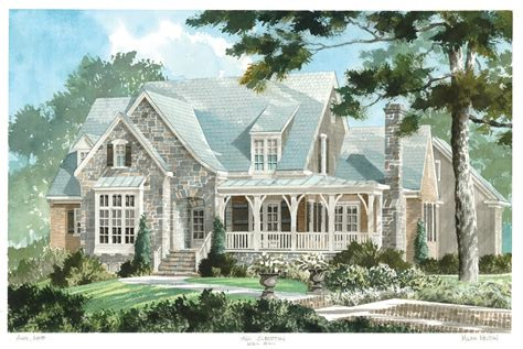 Southern Home House Plans by 187 Showcase Home Southern Living At Its Best