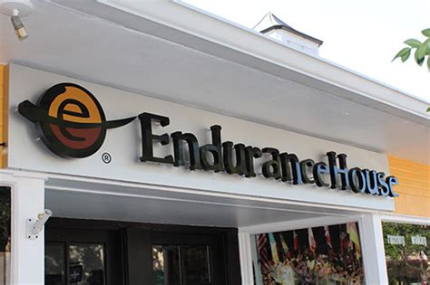 endurance house heritage signs our work custom sign design installation