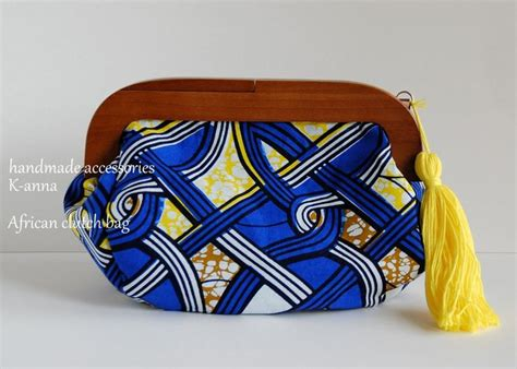 Rafe Martina Wood Frame Clutch by 39 Best Wax Print Clutch Bags Images On