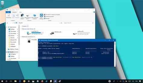 Windows Change Drive Letter