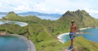 komodo national park indonesia  continents  passport