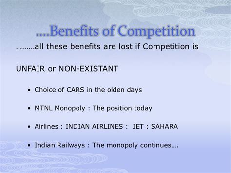 Competition Act 2002 Notes For Mba by Competition Act 2002