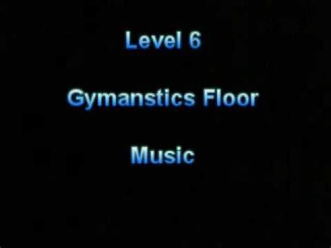 Level 6 Floor by Level 6 Gymnastics Floor