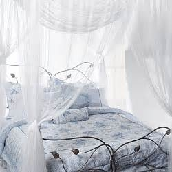 White Bed Canopy Buy Siam Bed Canopy And Mosquito Net In Ivory From Bed Bath Beyond