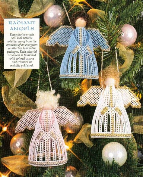southwest christmas ornaments plastic canvas radiant ornaments plastic canvas pattern ebay
